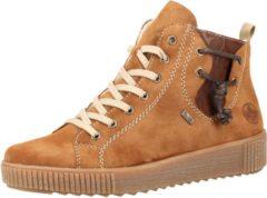 Bruine Hoge Sneakers Rieker Y6423