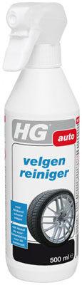 Afbeelding van Schoonmaakmiddel - HG - Velgenreiniger - Quality4All