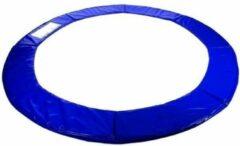 Merkloos / Sans marque Trampoline rand afdekking - Blauw - 244 cm - AP Sport