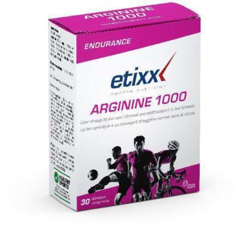 Afbeelding van Endurance Arginine 1000, 30 Tabletten