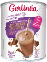 6x Gerlinea Milkshake Chocolade 436 gr