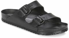 Zwarte Birkenstock Men's Arizona EVA Double Strap Sandals - Black - EU 44/UK 9.5