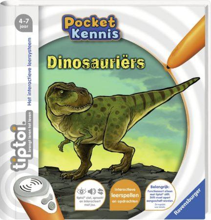 Afbeelding van RAVENSBURG TipToi Boek Pocket Dinosauriers (6240258)