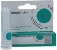 Linn Pharma Linn Inhaler/Neusinhaler - Verlichting op de luchtwegen om vrijer te ademen bij bijvoorbeeld verkoudheid