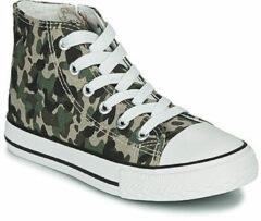 Kaki Hoge Sneakers Citrouille et Compagnie NEW 19