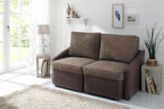 Home affaire 2-Sitzer mit Schlaffunktion »Sleepy«