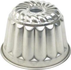 Zilveren KitchenBasics Kitchen Basics Waterbadvorm - 2,0 l - Aluminium