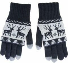 Robin Ruth Handschoenen Vrouwen Universeel grijs-wit