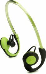 Boompods Sportbods Vision In-Ear Lichtgevende Sports Koptelefoon Groen