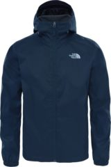 Marineblauwe The North Face Quest Jacket Outdoorjas Heren - Urban Navy - Maat XL