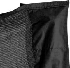 Trampoline - VirtuFit Trampoline met Veiligheidsnet - Zwart - 183 cm
