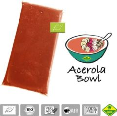 Acerola BIO - Bevroren fruit puree (pulp) - Acai fine fruits club - 4 Kg (40 x 100 g)