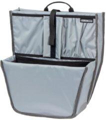 Ortlieb - Commuter Insert For Panniers - Bagagedragertas maat One Size, grijs/zwart