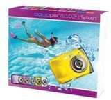 Easypix Aquapix W1024 Splash - Digitalkamera - Kompaktkamera - 10.0 MPix / 16.0 Mix (interpoliert) 10014