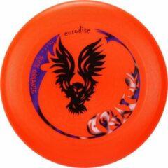 Eurodisc Frisbee Ultimate Creature 27 Cm Oranje