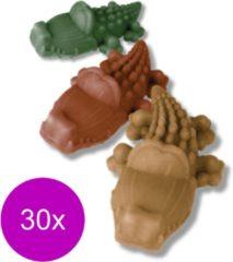 Whimzees Krokodil Large - Hondensnacks - 11.7 cm - Hondenvoer
