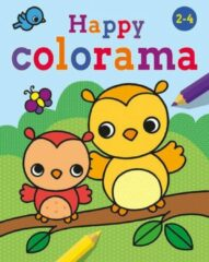 Deltas Happy colorama (2-4 j.) / happy colorama (2-4 a.)
