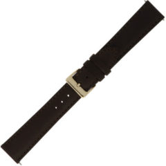 Morelatto Horlogebandje Stitched Bruin 14mm