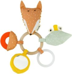 Trixie Baby Accessoires Activity Ring - Mr. Fox Oranje