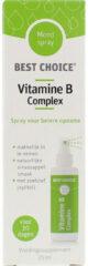 Best Choice Vitaminespray vitamine B complex (25 Vitamine
