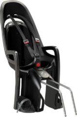 Hamax Zenith - fietsstoeltje achter - grijs/zwart