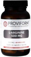 Proviform L-Arginine 500 mg