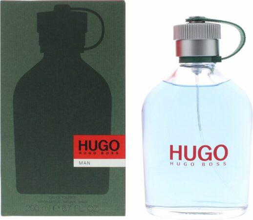 Afbeelding van Hugo Boss Hugo 200 ml - Eau de toilette - Herenparfum