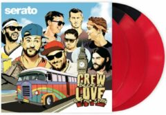 Serato Pressing - Crew Love tijdcode vinyl (set van 3)