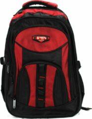 Rugzak Power - laptop 14 inch - 30x20x45 cm (Y315-36) - rood