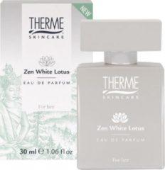 Therme Zen White Lotus eau de parfum spray 30 ml + gratis body butter 50 ml