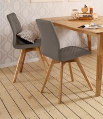 Andas Stühle »Rania«, im 2er, 4er oder 6er- Set, mit feiner Rautensteppung