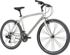 28 Zoll Herren Hybrid Mountainbike 21 Gang Adriatica Boxter FY... weiß, 45cm
