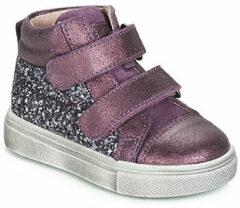 Paarse Hoge Sneakers Acebo's 5299AV-LILA-C