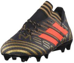 Fußballschuhe NEMEZIZ MESSI 17.1 FG BY2406 mit Nocken-Sohle adidas performance CBLACK/SOLRED/TAGOME