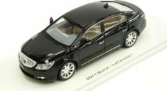 Buick LaCrosse 2011 1:43 Luxury Collectibles Zwart 101423
