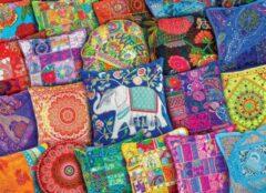 Eurogra Puzzel 1000 stukjes - Indian Pillows