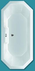 Xenz Sumba badkuip 175x80x45cm pergamon