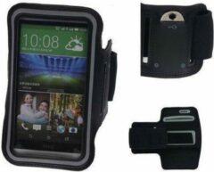 BestCases HTC Desire 816G Zwart Sport Armband Neopreen