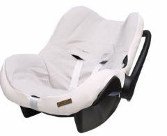 Witte Baby's Only Autostoelhoes Maxi Cosi Classic Wolwit
