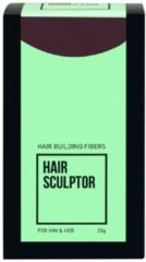 Donkerbruine Hair Sculpter HAIR SCULPTOR DONKER BRUIN HAIR BUILDING FIBERS 25GR