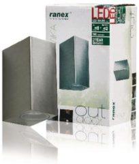 SMD LED Wandleuchte für außen Mika (5.000.465) - Ranex