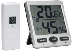 Velleman Draadloze Thermometer / Hygrometer - Groot Display