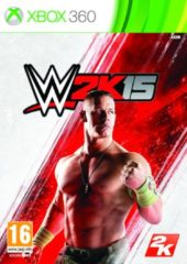2K Sports WWE 2K15