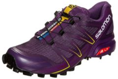 Speedcross Pro Trail Laufschuh Damen Salomon cosmic purple / passion purple / black