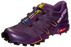 Speedcross Pro Trail Laufschuh Damen Salomon cosmic purple / passion purple / black
