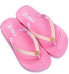 Roze Zebra slippers pink 37