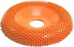 Oranje Saburrtooth Saburr Power carving wheel 100 mm, round, extra coarse