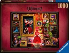 Ravensburger Spieleverlag Ravensburger puzzel Villainous Queen of Hearts - Legpuzzel - 1000 stukjes
