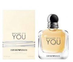 Giorgio Armani Emporio Armani You for Her Bacause It's You - Eau de Parfum 100 ml
