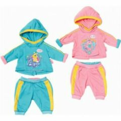 Zapf Creation Kleding Baby Born Sporty Collection Assorti